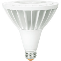 LED PAR38 - 25 Watt - 250 Watt Equal - Color Corrected - 2500 Lumens - 3000 Kelvin - 40 Deg. Flood - 120-277 Volt - Green Creative 98211