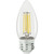 LED Chandelier Bulb - 5 Watt - 60 Watt Equal Thumbnail