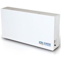 Iota IIS-125-SM - Emergency Battery Backup Inverter - Interruptible Unit - Provides up to 125W Output for 90 min. - Remote Mountable for LED Loads up to 1000 Feet Away - Sine Wave output with dimming capability - Steel Housing - 120 Volt/277 Volt