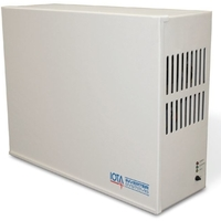Iota IIS-550-I - Emergency Battery Backup Inverter - Interruptible Unit - Provides up to 550W Output for 90 min. - Remote Mountable for LED Loads up to 1000 Feet Away - Sine Wave output with dimming capability - Steel Housing - 120 Volt/277 Volt