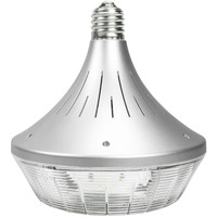 19,800 Lumens - 150 Watt - LED HID Retrofit - 400W Metal Halide Equal - 5000 Kelvin - Mogul Base - Vertical Mount - Operates by Bypassing Existing Ballast - PLT-11164