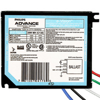 Advance IMH39GBLS - 39 Watt - Electronic Metal Halide Ballast - SBottom Leads With Studs