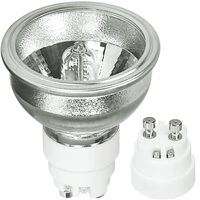 20 Watt - MR16 Spot - Pulse Start - Metal Halide - Protected Arc Tube - 3000K - ANSI C156/M156/O - GX10 Base - Universal Burn - CMH/20MR16/830/SP - GE 85101
