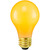 40 Watt - A19 Light Bulb - Opaque Yellow Thumbnail