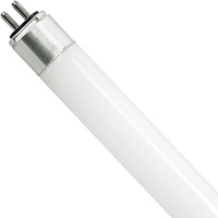 3500 Lumens - 4 ft. LED T5 Tube - Plug and Play - 25 Watt - 4000 Kelvin - F54T5/HO Replacement - 120-277 Volt - Case of 25 - PLT-90020