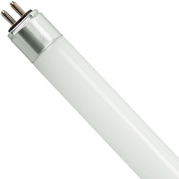 4 ft. T5 LED Tube - 3500 Lumens - 25 Watt - 5000 Kelvin - 120-277V - Ballast Must Be Bypassed - Double-Ended Power Allows Use of Existing Sockets - Case of 25 - Euri Lighting ET5-1150B