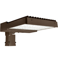 LED Parking Lot Fixture - 150 Watt - 400 Watt MH Replacement - 5000 Kelvin - 18,000 Lumens - Comes with Slipfitter Mounting Bracket - 120-277V - LEDF-10110