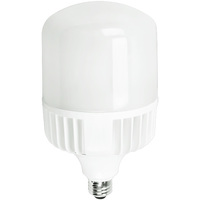 LED Corn Bulb - 40 Watt - 5850 Lumens - 5000 Kelvin - 175W Metal Halide Equal - Medium Base - 120-277V - TCP LHID15050