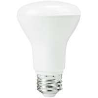 550 Lumens - 4000 Kelvin Cool White - LED R20 - 7 Watt - 50W Equal - Dimmable - 120V