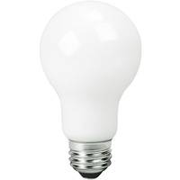 LED A19 - Household Bulb - Dims from Incandescent to Candlelight Color - 8 Watt - 60 Watt Equal - 800 Lumens - 3 Year Warranty - TCP FA19D60GL1