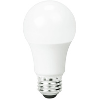 525 Lumens - LED A19 - 6 Watt - 40W Equal - 5000 Kelvin - Daylight White - Medium Base - 120 Volt - TCP L6A19D2550K
