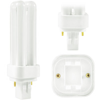CF13DD/835/ECO - 2 Pin GX23-2 Base - 3500 Kelvin - 13 Watt - CFL - SYLVANIA 21118