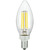 LED Chandelier Bulb - 3.3 Watt - 40 Watt Equal Thumbnail