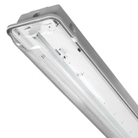 Fluorescent - IP65, IP67 - Water/Vapor Tight Fixture - 120-277V - 2 Lamp F32T8 - TCP WL4WA232UNIN