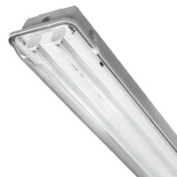 Fluorescent - IP65, IP67 - Water/Vapor Tight Fixture - 120-277V - 2 Lamp F54T5/HO - TCP WL4WA254UNIVSP