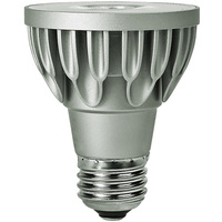 LED PAR 20 - 11 Watt - 90 Watt Equal - Incandescent Match - Color Corrected  - CRI 92 - 930 Lumens - 2700 Kelvin - 36 Deg. Flood - Soraa 08797