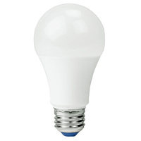 LED A19 - 11 Watt - 75 Watt Equal - Cool White - 1200 Lumens - 4000 Kelvin - Medium Base - 120 Volt - Green Creative 98140