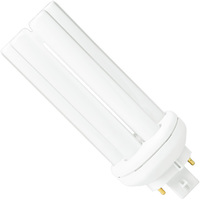 Philips 458273 - PL-T 26W/841/A/4P/ALTO - 26 Watt - 4 Pin GX24q-3 Base - 4100 Kelvin - Amalgam Technology CFL
