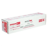 Veolia SUPPLY-065 - 4 ft. Fluorescent Lamp - RecyclePak - Large - Recycling and Disposal Box