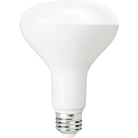 1050 Lumens - 3000 Kelvin Halogen - LED BR30 - 12 Watt - 85W Equal - Dimmable - 120V - Bulbrite 860401