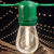 48 ft. Patio String Lights - Green Wire - 24 Sockets Thumbnail
