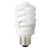 Spiral CFL - 13 Watt - 60 Watt Equal - Daylight White Thumbnail