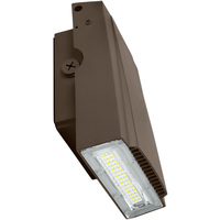 3450 Lumens - 5000 Kelvin - 30 Watt - LED Wall Pack - Equal to a 150W MH and Uses 80% Less Energy - 120-277V - PLT-20224