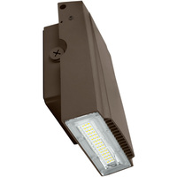 5700 Lumens - 5000 Kelvin - 50 Watt - LED Wall Pack - Equal to a 250W MH and Uses 82% Less Energy - 120-277V - PLT-20225