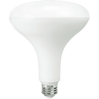 1100 Lumens - 3000 Kelvin Halogen - LED BR40 - 12 Watt - 85W Equal - Dimmable - 120V - Bulbrite 860411