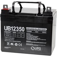 12 Volt - 35 Ah - L1 Terminal - UB12350 (Group U1) - AGM Battery - UPG D5722
