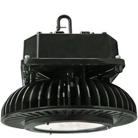 LED High Bay - 240 Watt - 400 Watt Metal Halide Equal - 5000 Kelvin - 33,600 Lumens - 347-480 Volt - 5 Year Warranty - TCP HBRHZDA550K