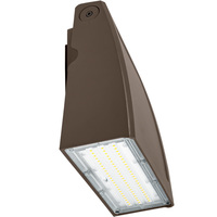 6500 Lumens - 5000 Kelvin - 50 Watt - LED Wall Pack - Equal to 250W MH and Uses 80% Less Energy - 120-277V - PLT-11569