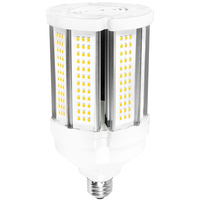LED Corn Bulb - 36 Watt - 150 Watt Equal - Halogen Match - 5220 Lumens - 3000 Kelvin - Mogul Base - 120-277 Volt - PLT-11603