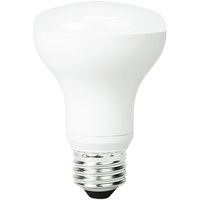 525 Lumens - 4100 Kelvin Cool White - LED R20 - 7.5 Watt - 50W Equal - Dimmable - 120V - TCP L7R20D2541K