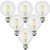 3.5 in. Dia. - LED Globe - Incandescent Match - 6 Pack Thumbnail