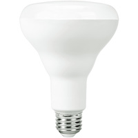 650 Lumens - LED BR30 - 9 Watt - 65W Equal - 3000 Kelvin - Dimmable - 120 Volt - Green Creative 98462