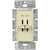 3 Speed Quiet Fan Control and Incandescent Dimmer - Single Pole Thumbnail