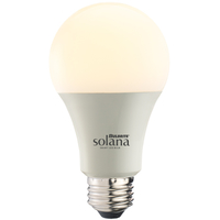 A19 LED Smart Bulb - White Color Adjustable - Easy WiFi Setup - No Hub Required - Works with Amazon Alexa and Google Assistant