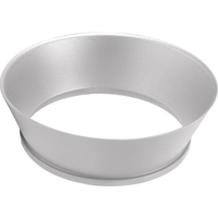 4 in. - Satin Nickel Plastic Reflector - Fits CR4T LED Downlight Modules - Cree CR4T-TRMSTAN-1