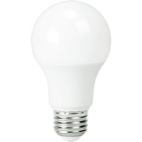 750 Lumens - 9 Watt - 60W Incandescent Equal - LED A19 - 5000 Kelvin Daylight White