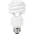 Spiral CFL - 19 Watt - 75 Watt Equal - Daylight White Thumbnail