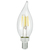 LED Chandelier Bulb - 4 Watt - 40 Watt Equal Thumbnail