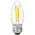 LED Chandelier Bulb - 4 Watt - 40 Watt Equal - Incandescent Match Thumbnail