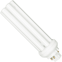PL-T ALTO 32W/835 /4P A - 4 Pin GX24q-3 Base - 3500 Kelvin - 32 Watt - CFL - Philips 458307