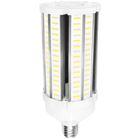 LED Corn Bulb - 120 Watt - 16,800 Lumens - 4000 Kelvin - 400 Watt Metal Halide Equal - Mogul Base - 120-277 Volt - PLT-11689