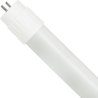1500 Lumens - 3 ft. LED T8 Tube - Ballast Bypass - 12 Watt - 3500 Kelvin - Single-Ended Power - 120-277 Volt - Green Creative 34887