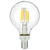 2 in. Dia. - LED G16 Globe - 3 Watt - 25 Watt Equal - Cool White Thumbnail