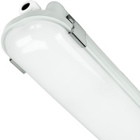 2 ft. LED Vapor Tight Fixture - 20 Watt - 2620 Lumens - 4000 Kelvin - 1 Lamp Fluorescent Equal - 120-277 Volt - PLT-11704
