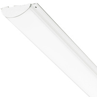 8ft. x 4.25in. - LED Retrofit Kit for Fluorescent Strip Fixture - 9600 Lumens - 4000 Kelvin - 96 Watt - 120-277 Volt - Use with Existing Strip Fixture