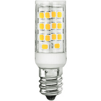 T3 LED - 3.6W - 360 Lumens - 30W Halogen Equal - 3000 Kelvin - 300 Degree Beam Angle - Candelabra Base - 120 Volt AC Only